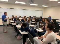Jeffrey Berson teaches